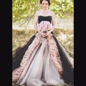 Vera Wang Dresses   Joelle Black